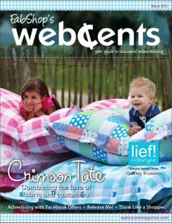 WebCents Magazine March 2013 Issue 9
